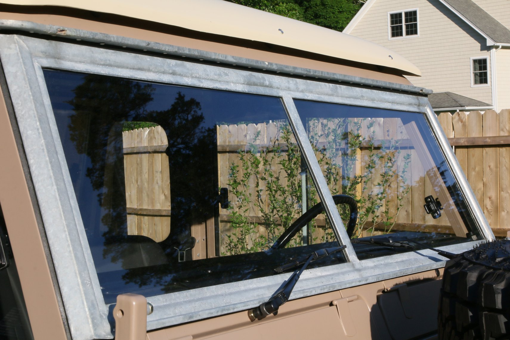 1972 Land Rover Series II 109 Inch Pickup Restoration Photo g