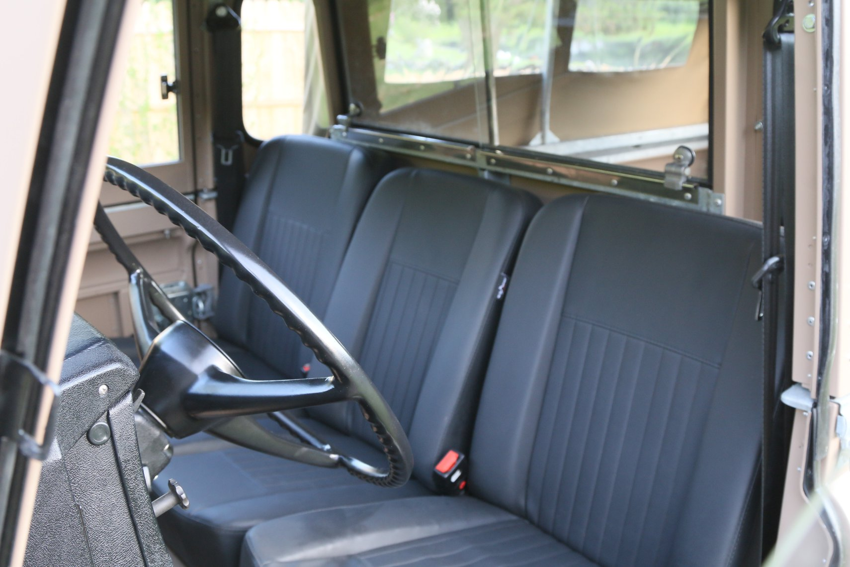 1972 Land Rover Series II 109 Inch Pickup Restoration Photo x