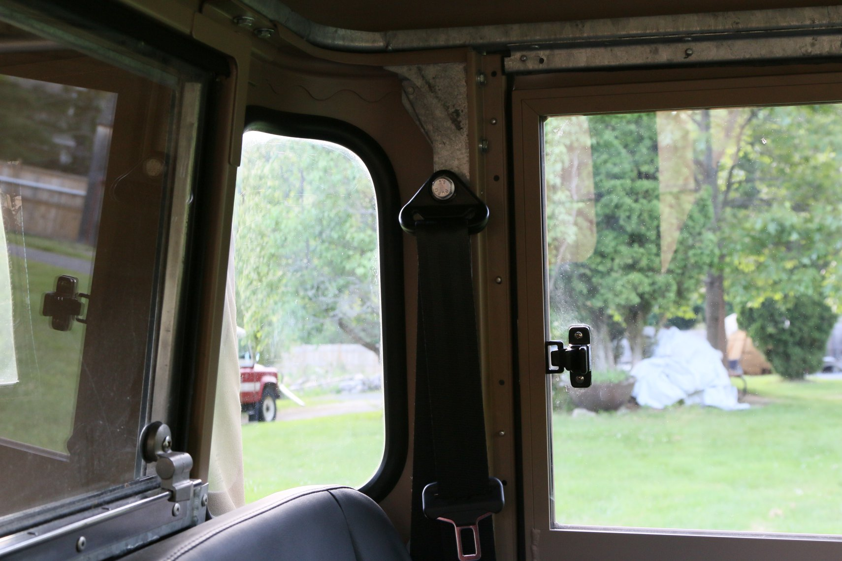 1972 Land Rover Series II 109 Inch Pickup Restoration Photo y