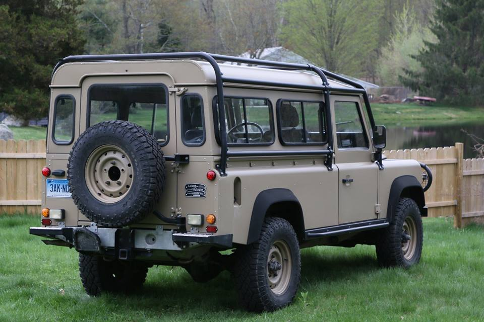 1986 NAO Expedition Package fully restored 1