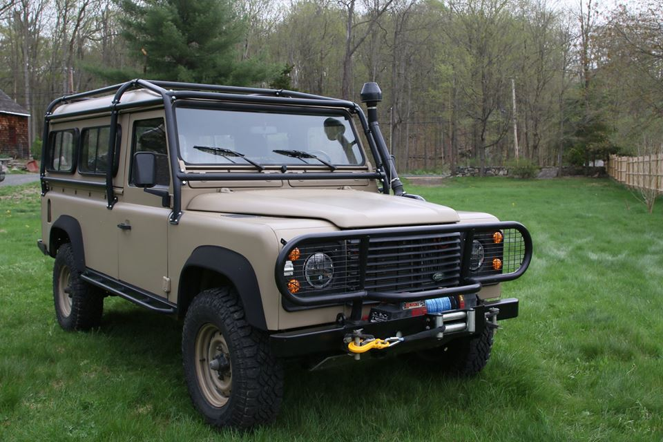 1986 NAO Expedition Package fully restored 2