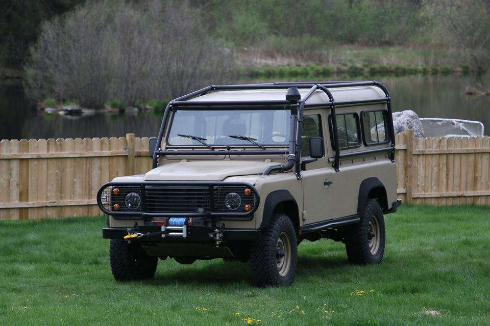 1986 NAO Expedition Package fully restored 3