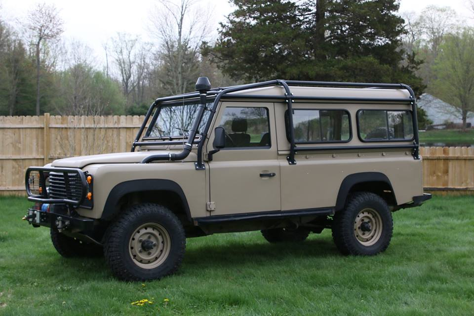 1986 NAO Expedition Package fully restored 4