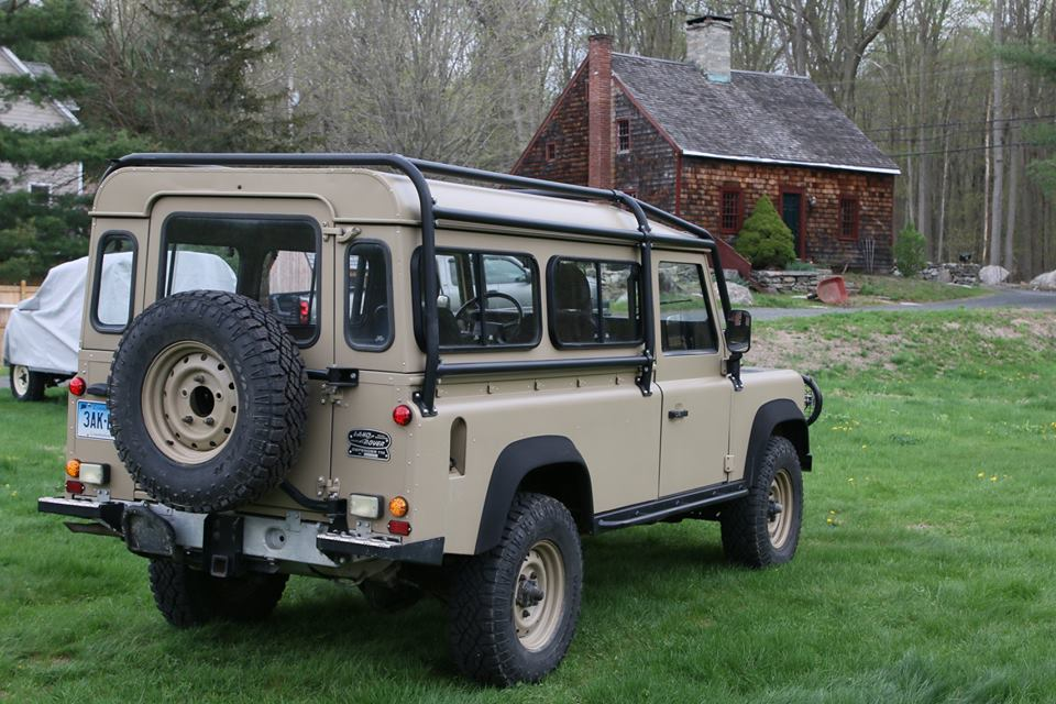1986 NAO Expedition Package fully restored 6