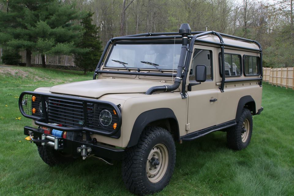 1986 NAO Expedition Package fully restored 7