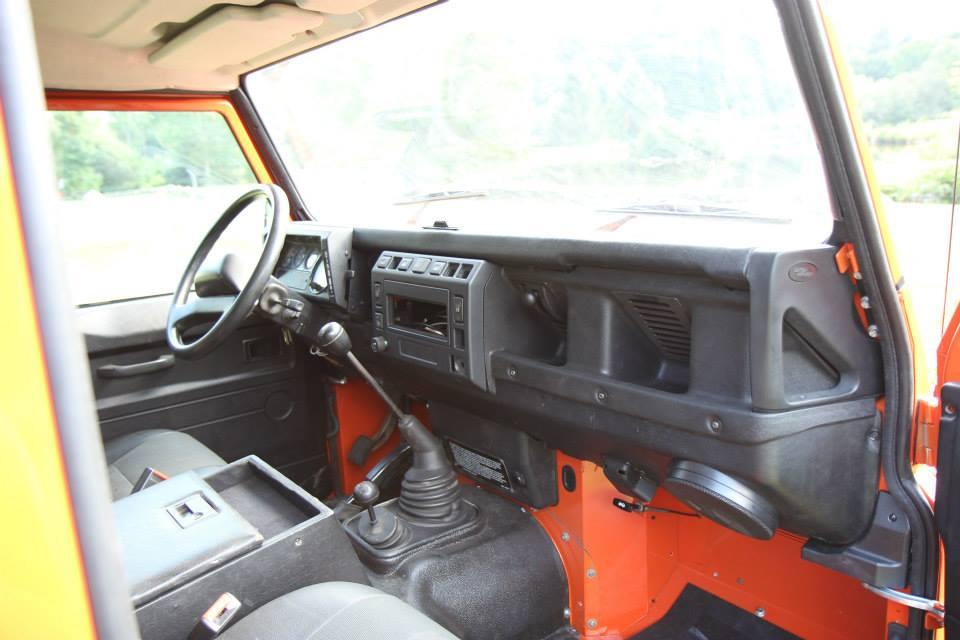 1988 Land Rover 110 Defender North America Overland