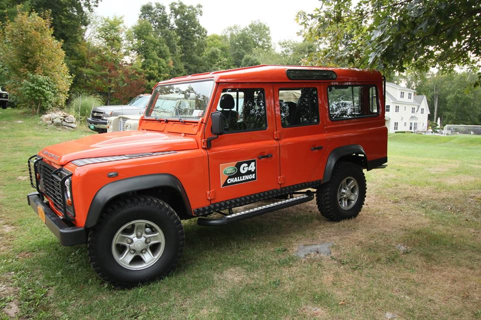1988 Land Rover 110 Defender