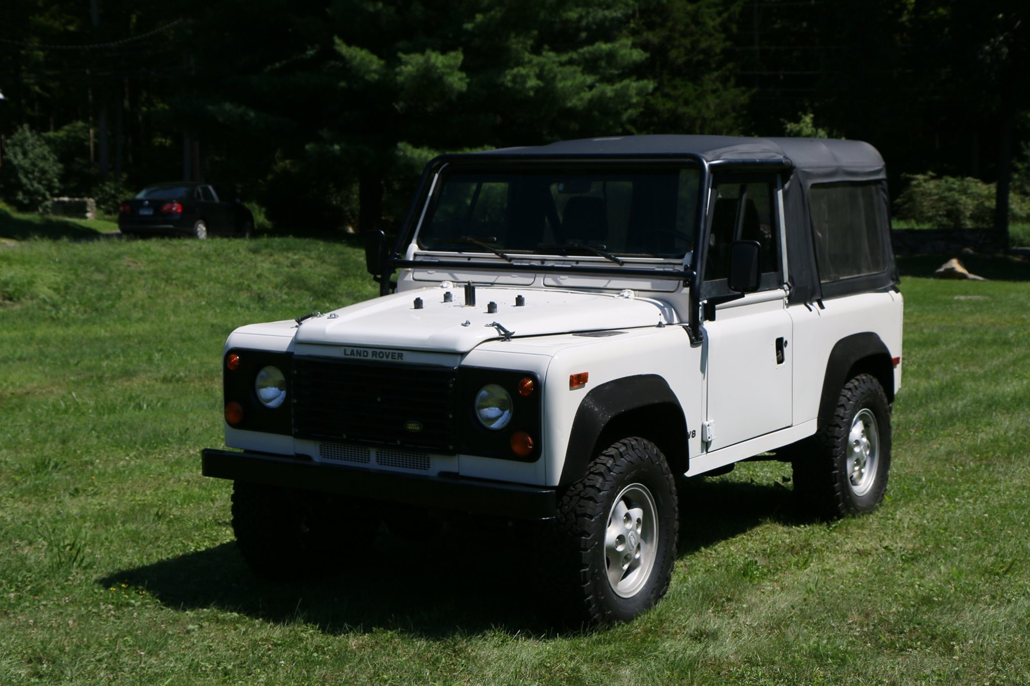 Land Rovers For Sale - North America Overland