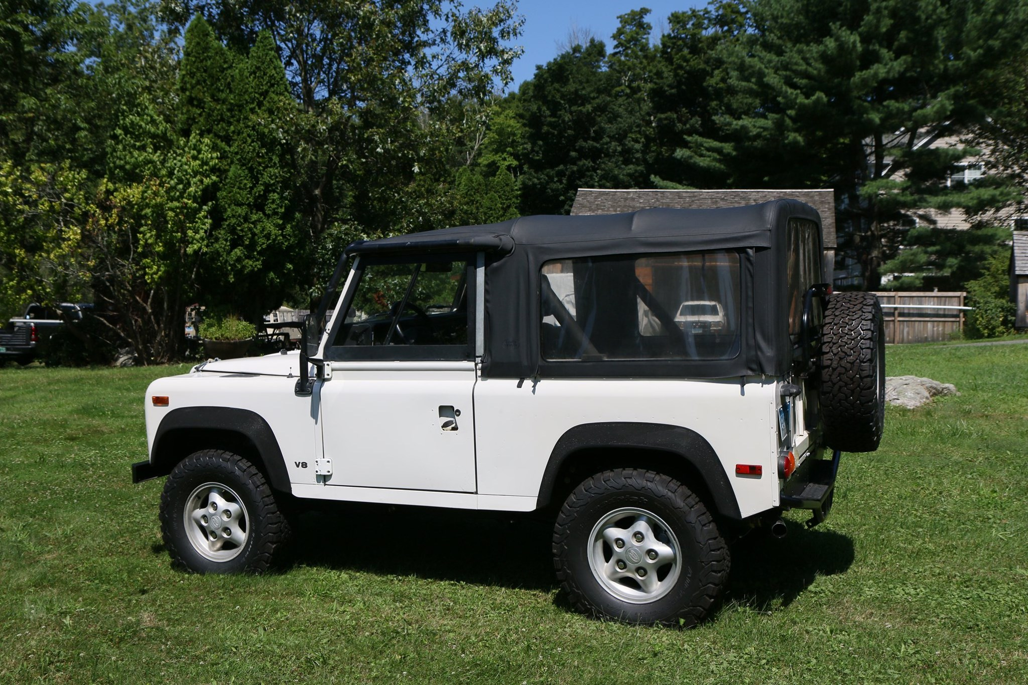 1969 Land Rover Series IIa 2