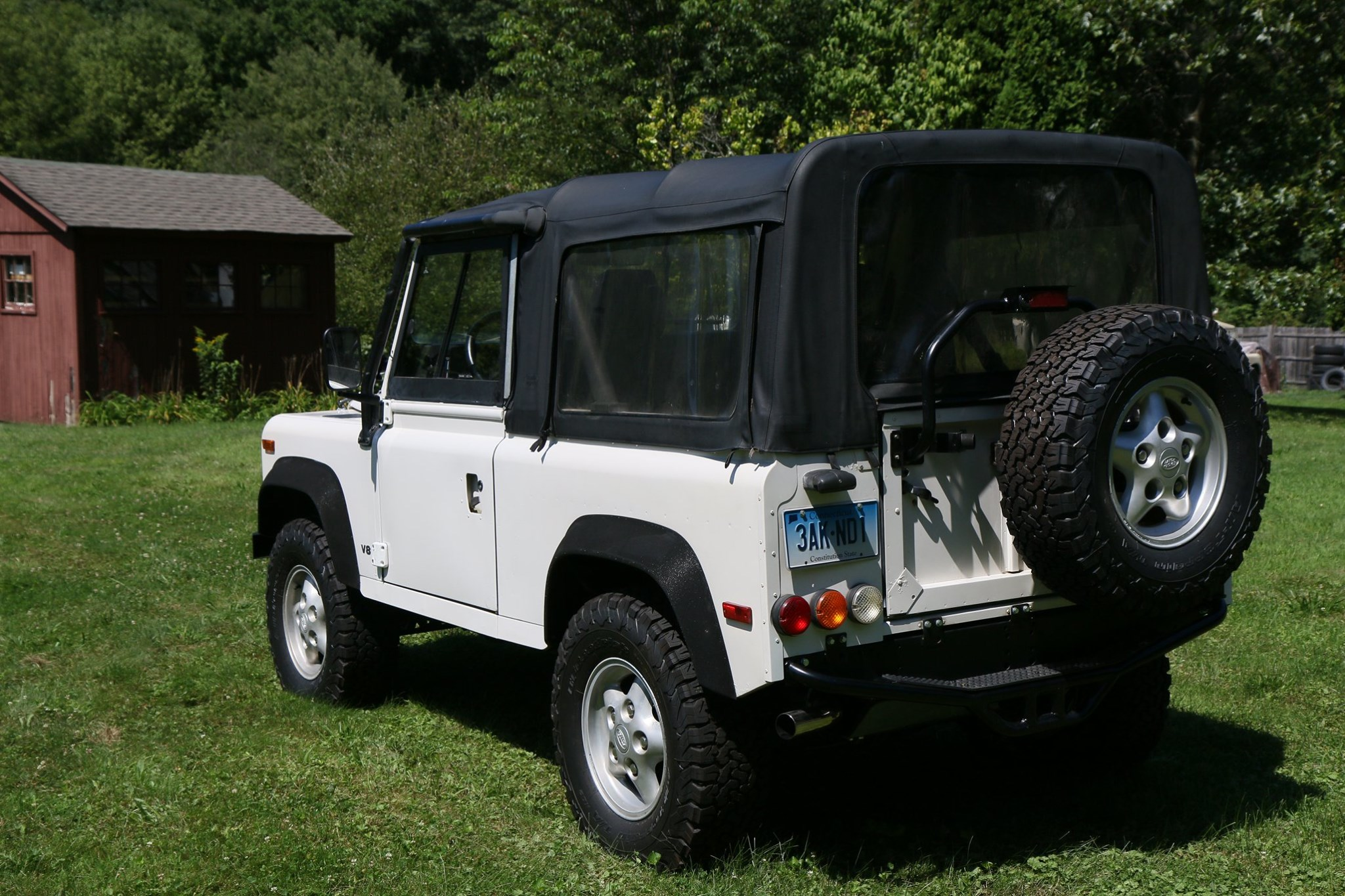 1969 Land Rover Series IIa 3