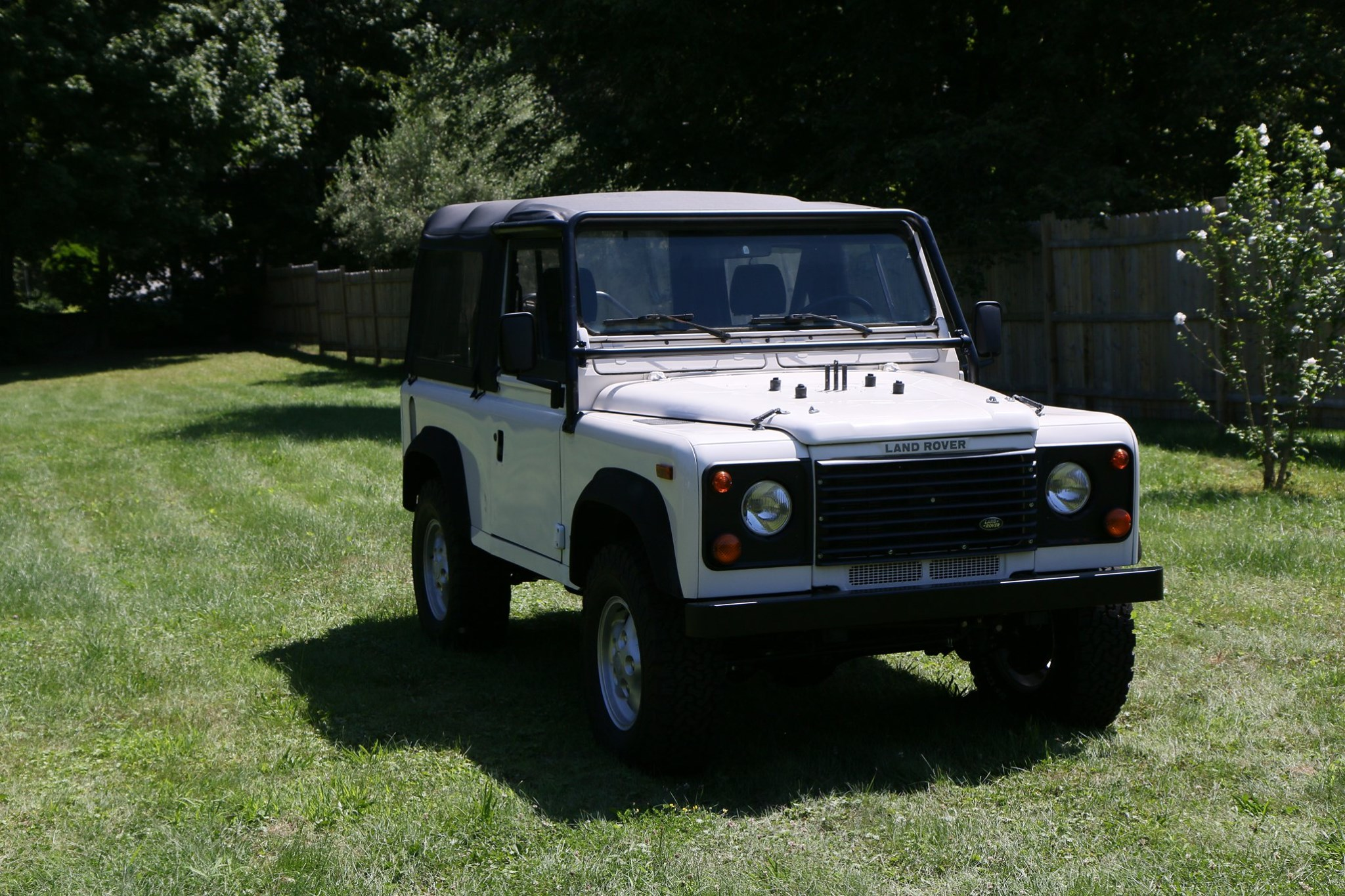 1969 Land Rover Series IIa 7