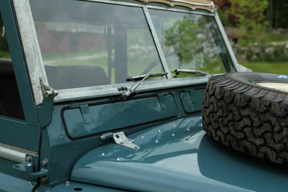 1970 Land Rover Series Iia North America Overland