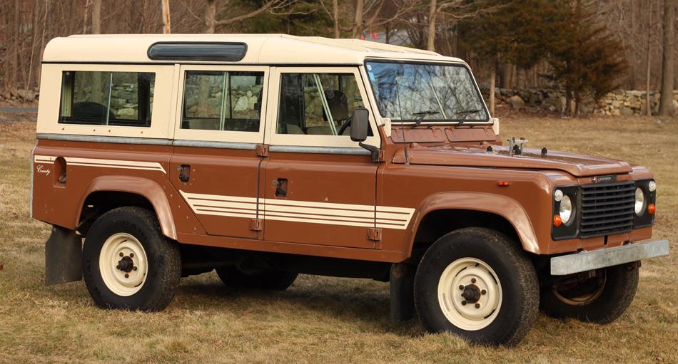 Vehicle Restoration From North America Overland